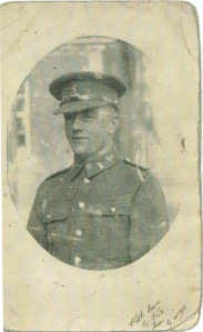 Private Silas George Copper
